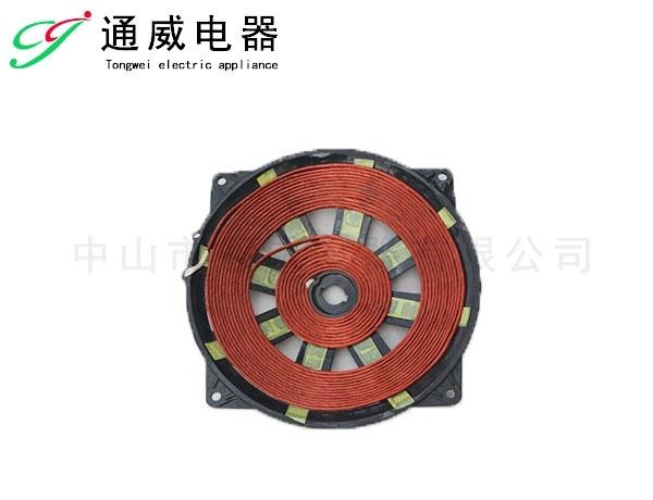 聊聊线圈盘定制的散热装置