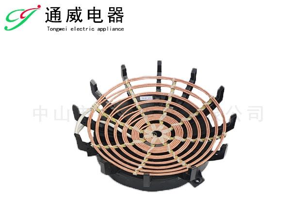 高频线炒炉1